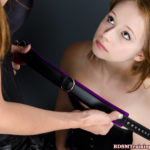 BDSM Slave Collar Presented To Slave