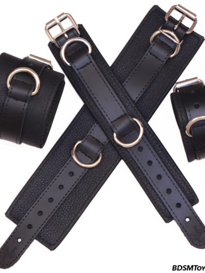 Classic Leather Cuffs