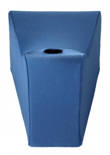 Deluxe Wand Seat Front View