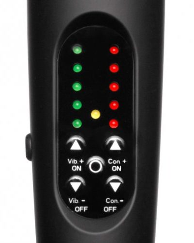 Electro Wand Massager Control Panel