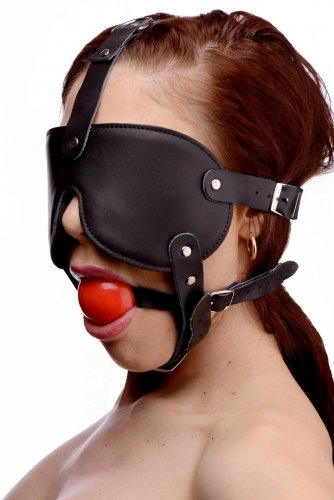 Bdsm Blindfold 23