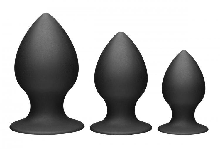 Giant XL Spade Plug Size Comparison