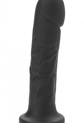 Goliath Vibrating Dildo Black