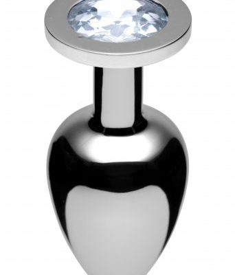 Jeweled Butt Plug Diamond Large