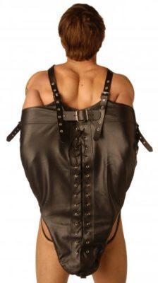 Leather Arm Binder