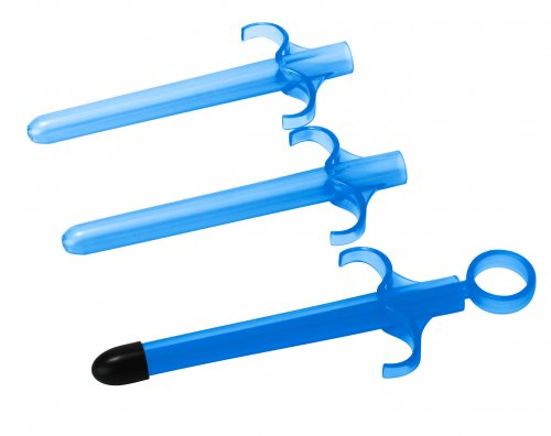 Lubricant Launcher 3 Pack Blue