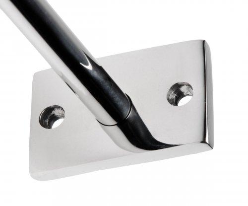 Mounted Locking Scrotum Cuff Bracket