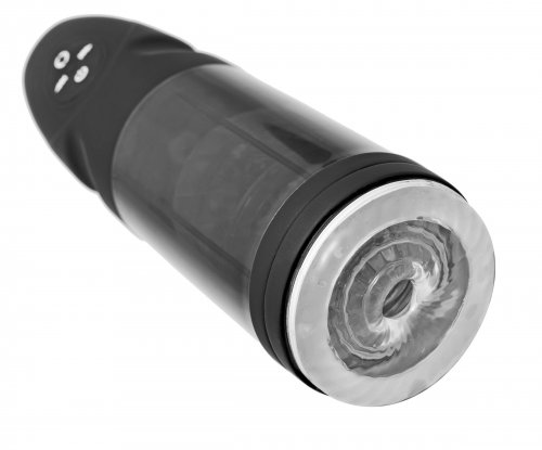 Multi Function Rechargeable Stroker Bottom View