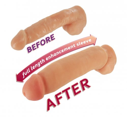 Penis Sleeve Enlarger Demo