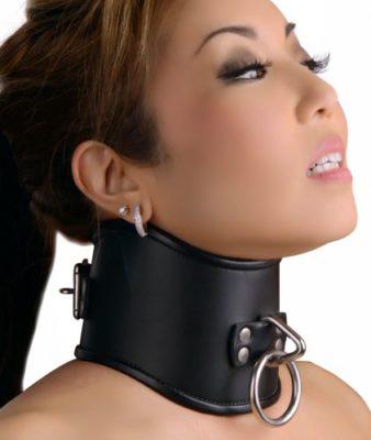 Submissive Posture Collar