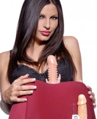 The Dominant Controlled Sex Machine With Model