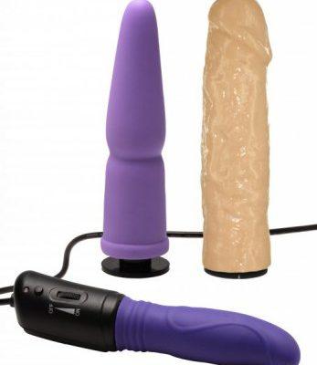 The Master Sex Machine Dildos