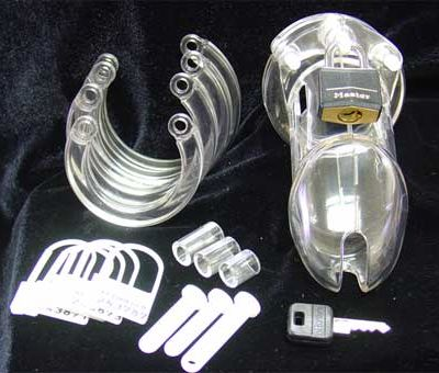 cb6000 Male Chastity Device Small