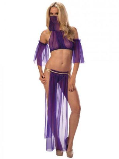exotic slave girl costume
