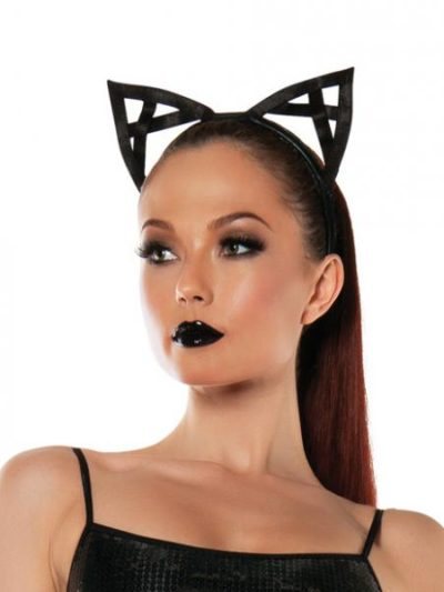 naughty play cat ears