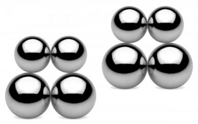 Magnetic Orbs Set