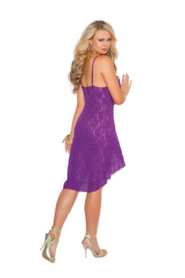 Lace Passions Dress Back