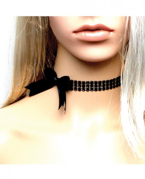 Princesa Bowtye Choker Model
