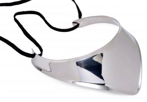 Elegant Steel Collar Side View