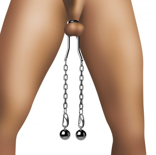 Hitch Hook Ball Stretcher With Weights Demo
