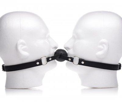 Shared Kisses Mouth Gag Demo