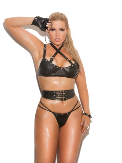 Crossed & Cinched Set X