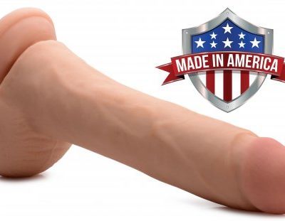Realistic 10 Inch Dildo Made In America