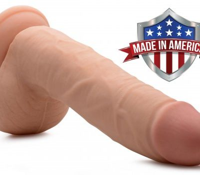 Realistic 9 Inch Dildo Made In America
