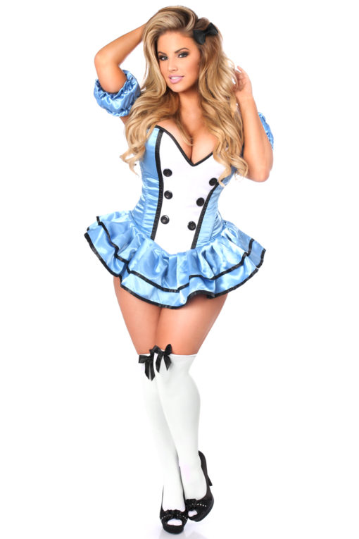 Alice Premium Corset Dress Costume