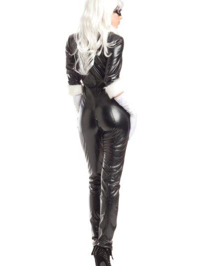 Black Kat Heroine Back