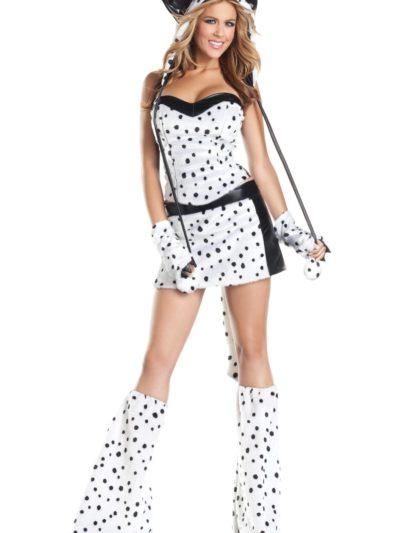 Daring Dalmatian