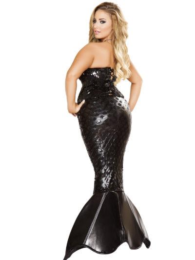 Mistress Mermaid Queen Back