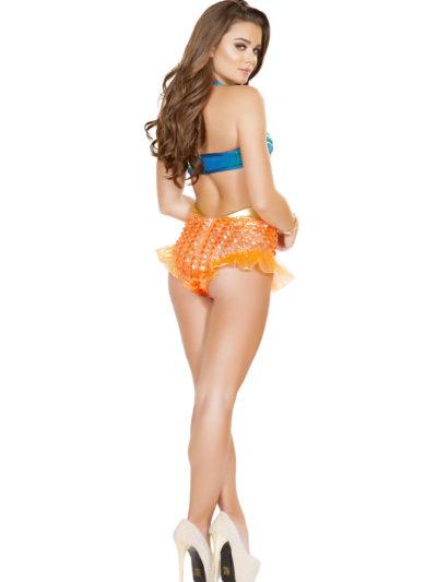 Naughty Mermaid Back