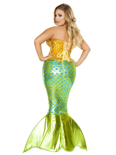 Siren of the Sea Queen Back