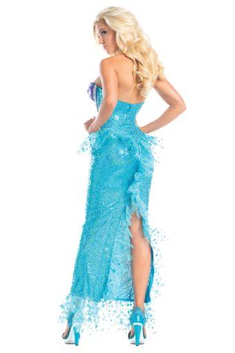 Sparkle Mermaid Back