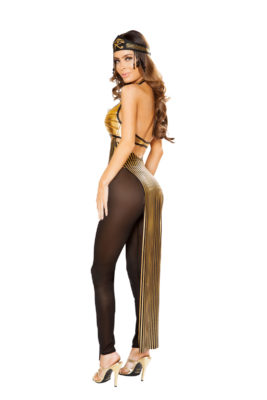 Cleopatra Costume Back