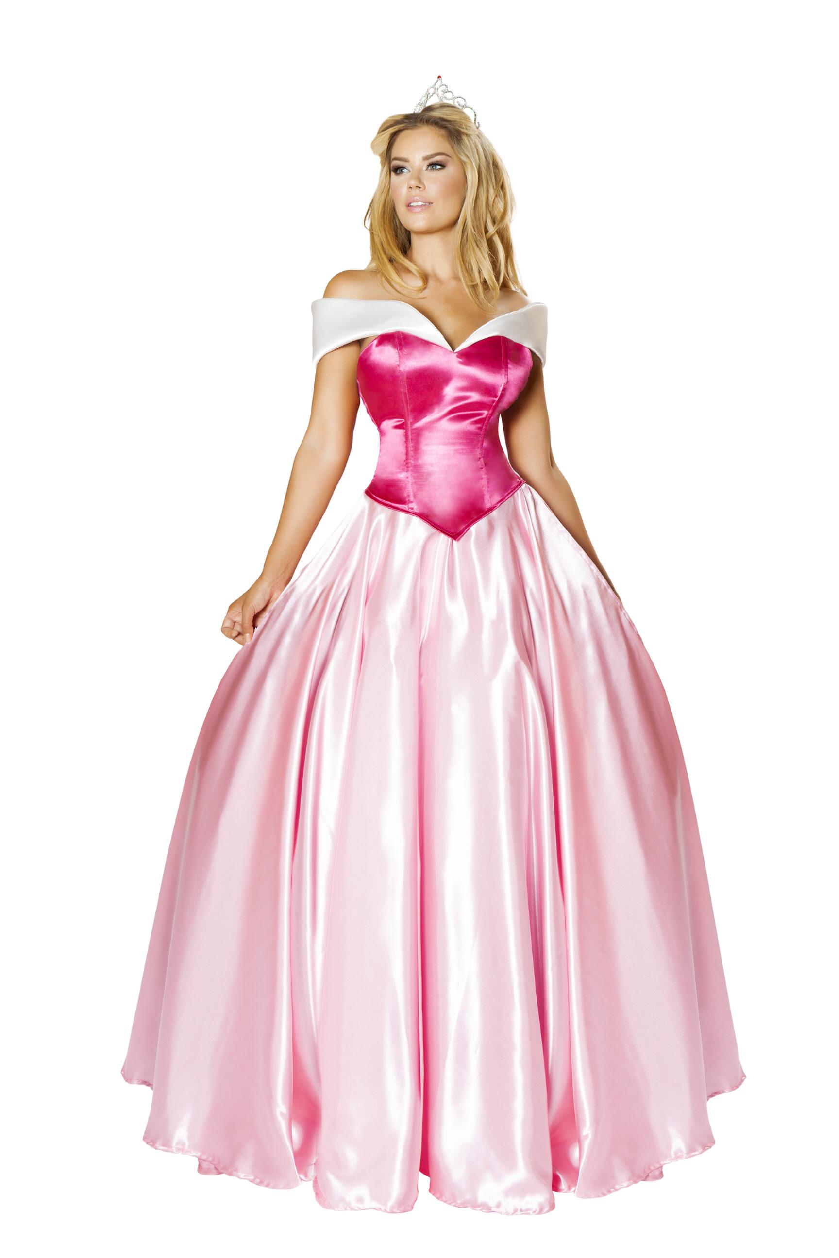 Enchanting Sleeping Princess Gown