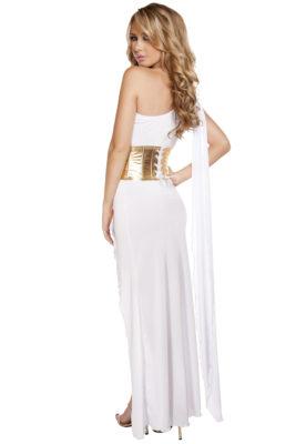 Grecian Goddess Back