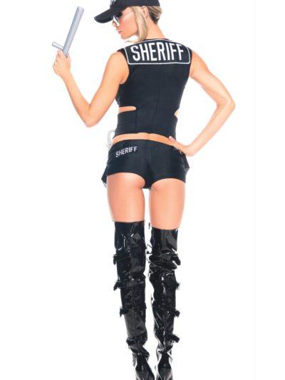 Sexy Sheriff Back
