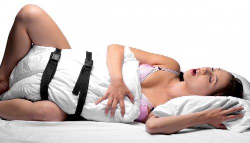 Pillow Universal Wand Harness Demo
