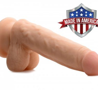 Realistic 6 Inch Dildo Made In America