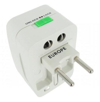 Universal Plug Adapter Europe