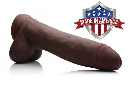 BBC Realistic 11 Inch Dildo Made In America
