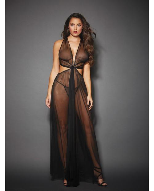 Divine Aura Gown