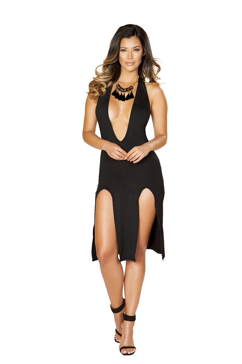 Risk Taker Mini Dress