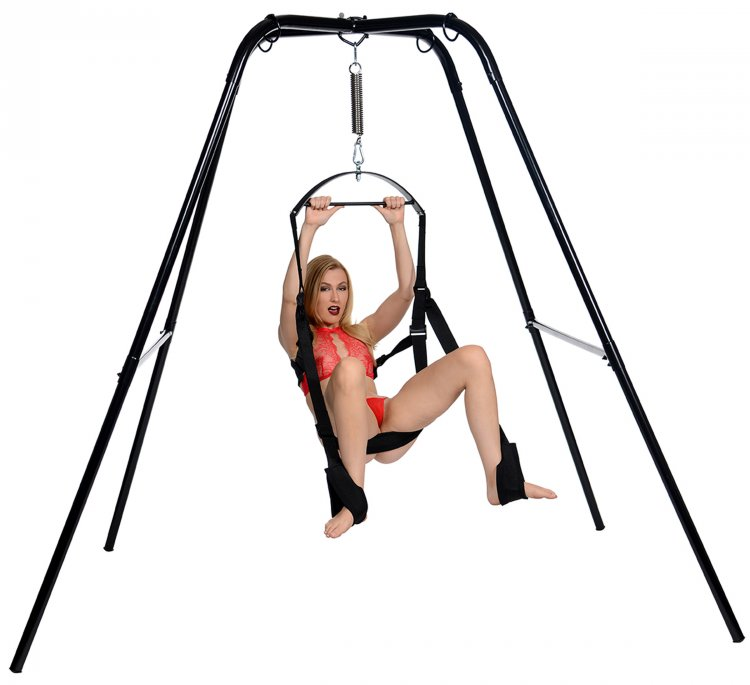 Sex swing suspension