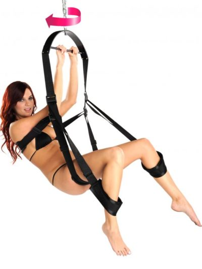 The 360 Spinning Sex Swing