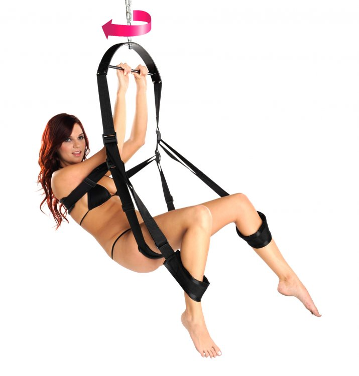 The 360 Spinning Sex Swing - The BDSM Toy Shop