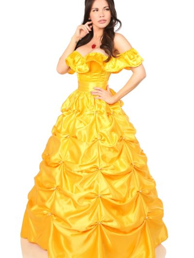 Beauty Princess Corset Costume