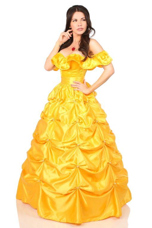 Beauty Princess Corset Costume